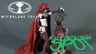 Spooky Spot 2015 - McFarlane Toys Monsters Series 4 Twisted Fairy Tales Red Riding Hood