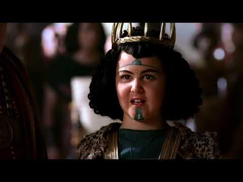 Цезарь требует у египтян уплаты долгов (Рим)