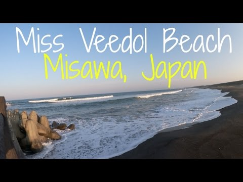 Miss Veedol Beach Tour | Misawa, Japan