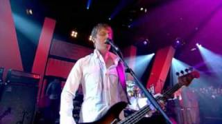 Travis - The Beautiful Occupation (Later with Jools Holland)