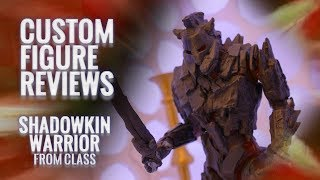 Custom Figure Review - S2 - 12. Shadowkin Warrior