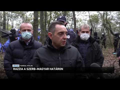 Razzia a szerb-magyar határon thumbnail