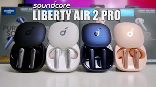 Soundcore Liberty Air 2 PRO ANC - TWS Earbuds - EPIC SOUNDS/BASS!