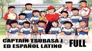 Captain Tsubasa J - ED Otokou darou (fandub español latino) FULL