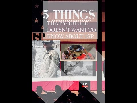 Download 5 Things | About 1SP | On Purpose