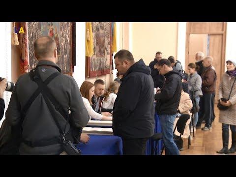 Нарушения и курьезы на избирательных участках в Украине