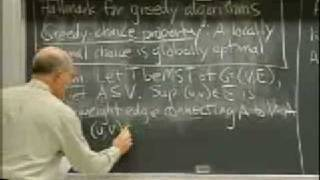 Lec 16 | MIT 6.046J / 18.410J Introduction to Algorithms (SMA 5503), Fall 2005