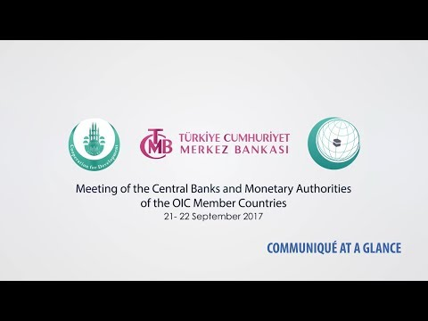 Meeting of the Central Banks and Monetary Authorities of the OIC Member Countries: Communiqué