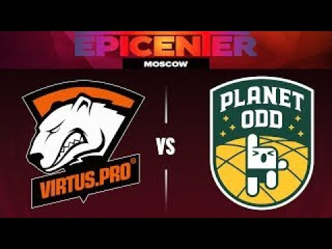 Virtus.pro vs Planet Odd, Game 2 - EPICENTER 2017: Group Stage - VP vs Odd G2