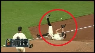 MLB Circus Catches ᴴᴰ