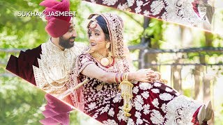 Sukha & Jasmeet - YourFavJodi | Next Day Edit