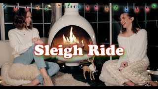 Sleigh - Sleigh Ride Music Video - Jayden Bartels & Jenna Raine