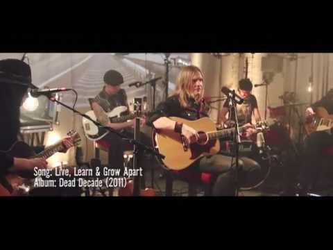 PRIVATE LINE - LIVE, LEARN AND GROW APART (Acoustic Studio Live DVD 2014)
