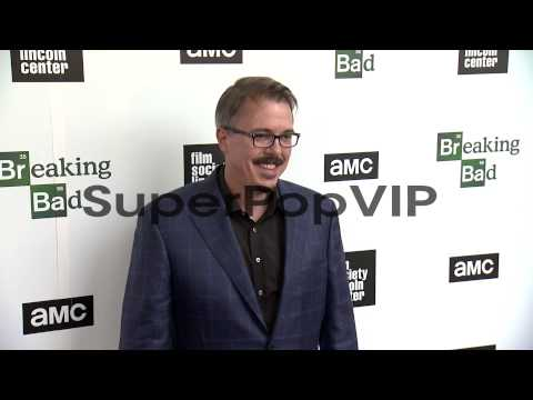 Vince Gilligan at The Film Society Of Lincoln Center And ...