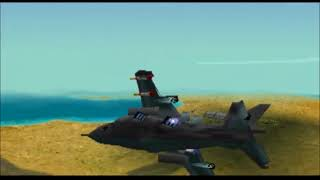 Eagle One Harrier Attack Part 1