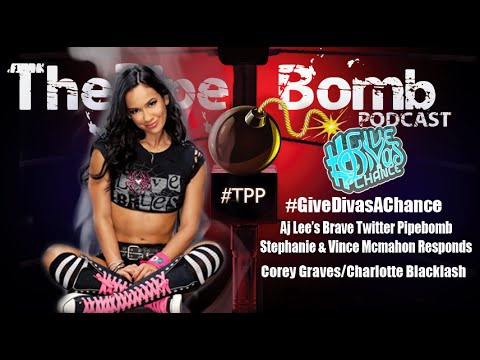 The PipeBomb Podcast #19: Give Divas A...