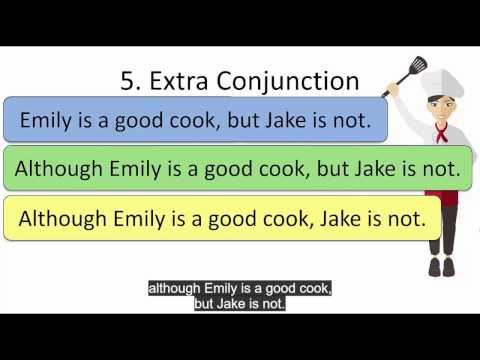 Conjunctions, Connectives, and Adverb Clauses, Week 3: Subordinating Conjunctions and Punctuation