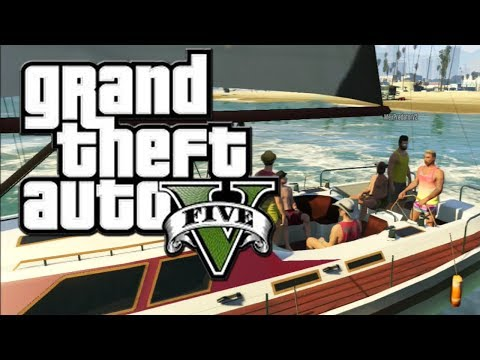 GTA 5 Online - Skits Episode 2 (Terrible Cruise Ship!)