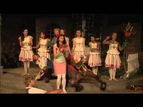 Fair Is Rose - Ruddigore At The Minack Theatre 2012