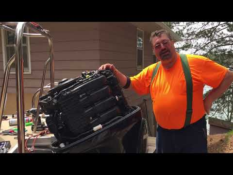 How to Remove and Replace Mercury Outboard High and Low Pressure Fuel Filters