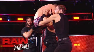 The Miz was irate after losing his Intercontinental Championship to...