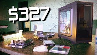 $327 SCUM Gaming PC - The Most VRAM demanding title EVER...!