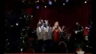 Mariah Carey Joy to the World Live