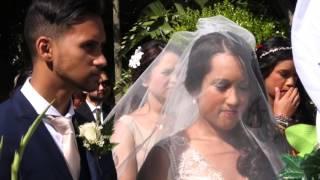 Kelly & Lucian's Wedding