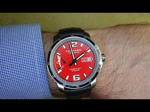 e4d6b0275271 Chopard Mille Miglia Race Edition 2015 - YouTube
