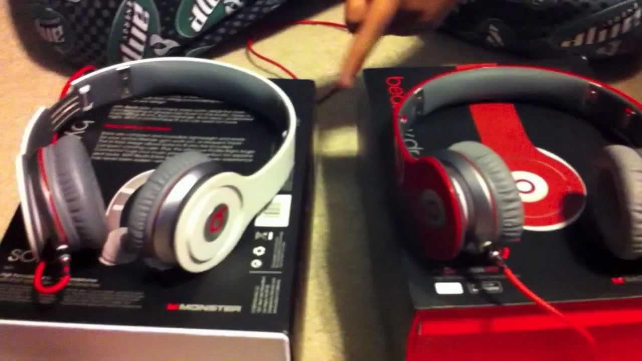 Dealextreme vs Original Beats by Dre SOLO HD - YouTube a9aa32fc95b9c