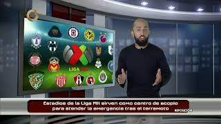 Paparazzi del deporte analiza el impacto del terremoto en México sobre el deporte (Parte 1)