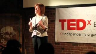 TEDxEmbarcadero - Whitney Johnson - Disrupt Yourself thumbnail