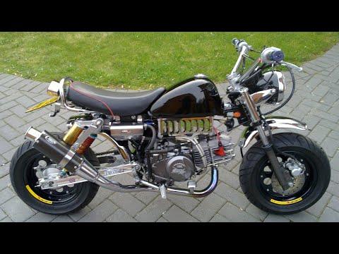 Image Result For Honda Monkey Top Speed
