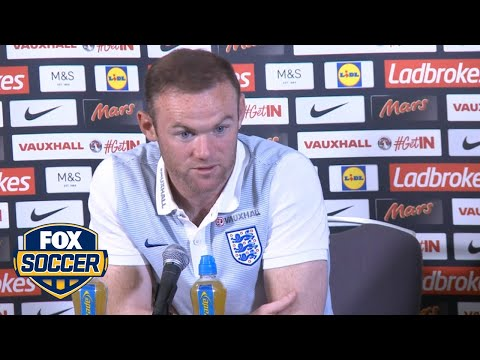 Wayne Rooney: Russia 2018 will be my last tournament