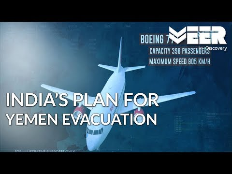 Operation Raahat | India's Plan for Evacuation in Yemen | Battle Ops | Veer by Discovery