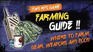 farming guide where to farm twd rts the walking dead road to survival