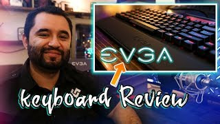 EVGA Z10 Keyboard Review! // IS IT AWESOME?