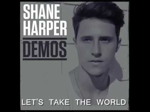 Shane Harper - Let's Take The World Tonight (lyrics)