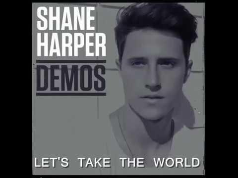 Shane Harper - Let's Take The World Tonight (lyrics)