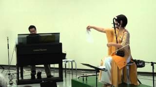 2012年9月25日新宿エコギャラリーで行われたランチタイムコンサートのラ...