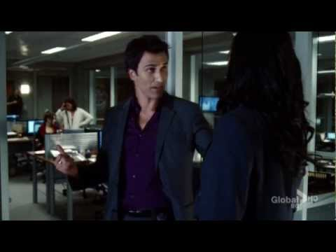 Rookie Blue: Jerry and Traci  The Scientist Coldplay