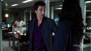 Rookie Blue: Jerry and Traci - The Scientist (Coldplay)