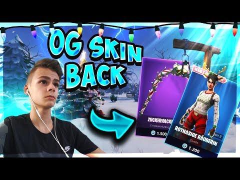 OG Skins sind Zurück!!!💪 | 1 Sieg = 1 Salto⚡️ | Live: Fortnite 🔴 thumbnail
