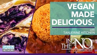 Tanjariné Kitchen is making vegan delicious