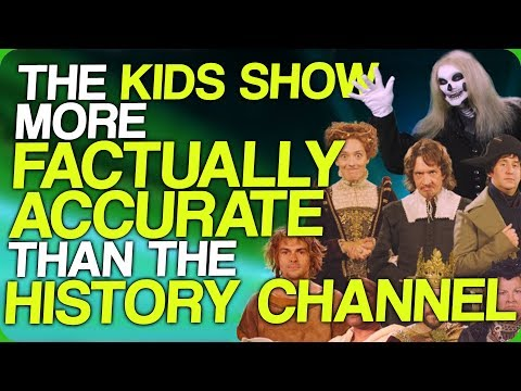 The Kids  More Factually Accurate Than The History Channel The Flat Earth