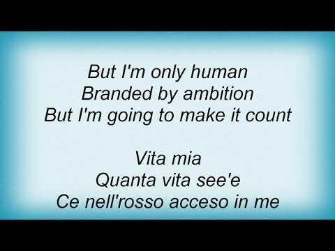 Amici Forever - Vita Mia Lyrics