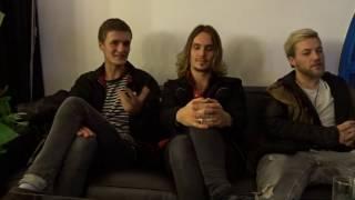 Interview - Tournée française Octobre 2016