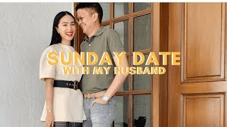 SWEET TAGAYTAY SUNDATE WITH MY HUSBAND | Heart Evangelista