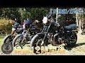 #84カワサキZ2改 バイク納車で日光! ZⅡ物語 第5話【モトブログ】ZEPHYR750・NSR250R・MT-09・CB1100