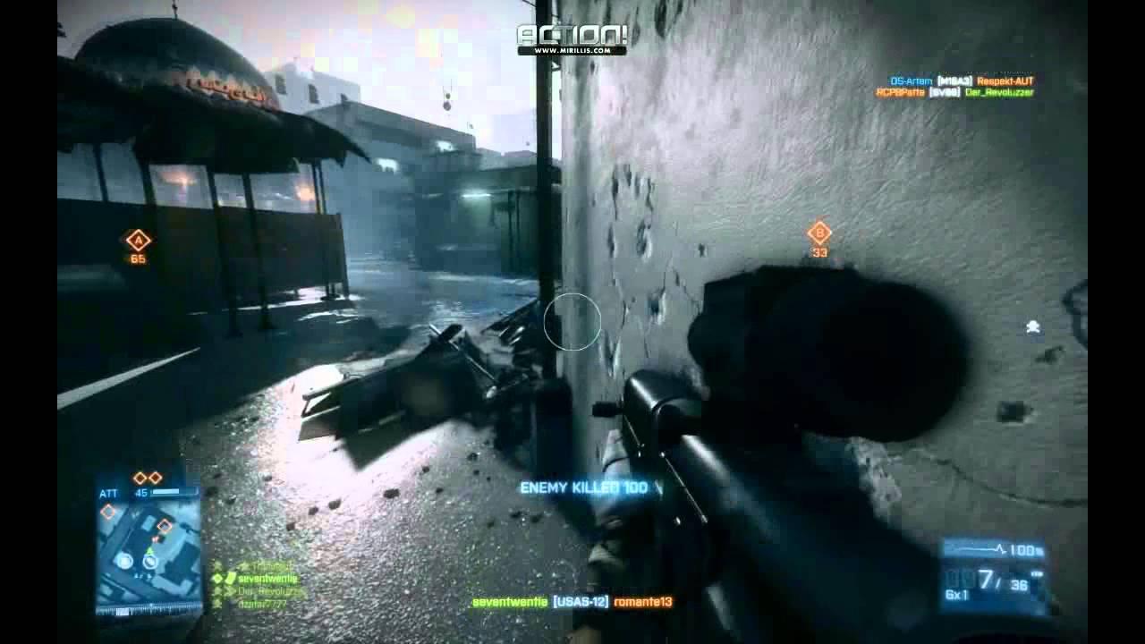 Battlefield Friends: EP 3 - USAS-12 Frags - Legendado [PT-BR ...